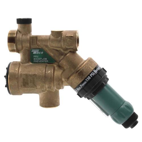 "1/2"" Combination Boiler Feed Valve & Backflow (Union Press x NPT) Product Image"