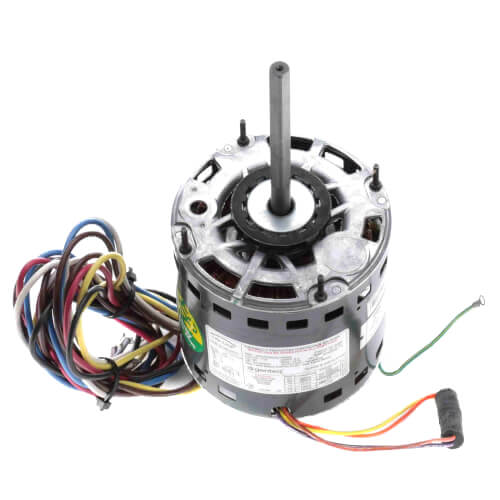 4 Speed Direct Drive Fan & Blower 3/4-1/5 HP, 1075 RPM (115V) Product Image