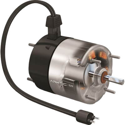 "Arktic 59 3.3"" Diameter Electronically Commutated Motor Product Image"