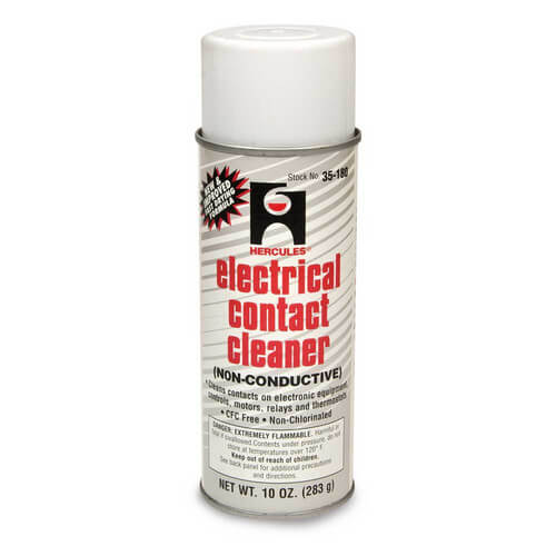 35180 - Hercules 35180 - Electrical Contact Cleaner (Non