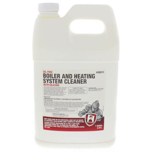 1 Gallon Boiler & Heating System Cleaner Product Image