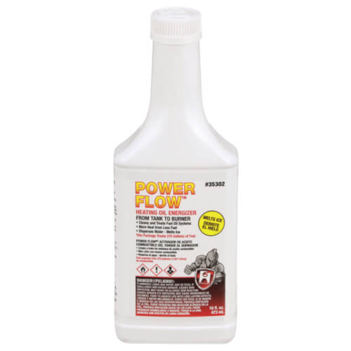 1 pt. Powerflow Heating Oil Energizer Product Image