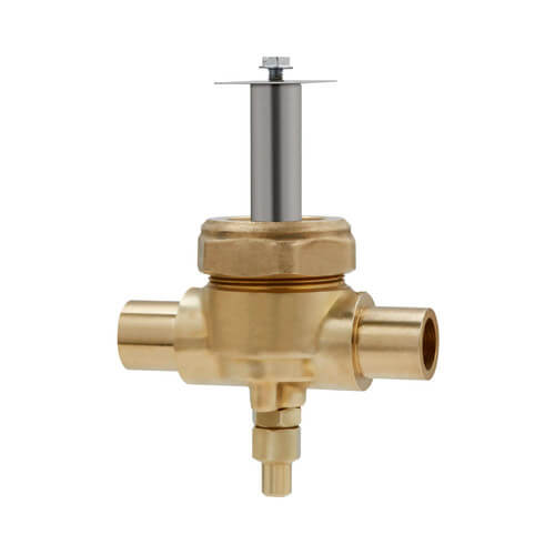 """7/8"""" ODF- 1-1/8"""" ODM MB19S2 2-Way Normally Closed Solenoid Valve Product Image"""