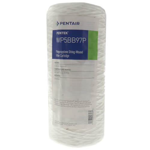 WP5BB97P, String-Wound Polypropylene Sediment Filter Cartridge (5 Microns) Product Image