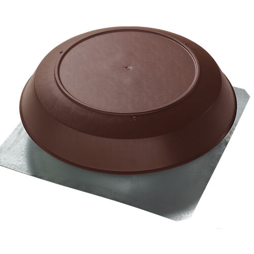 Model 355BR Roof Mounted Powered Brown Attic Ventilator (1200 CFM) Product Image