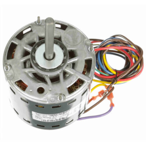 "5-1/2"" 3 Speed Direct Drive Furnace Motor 3/4 HP, 1075 RPM (208-230V) Product Image"