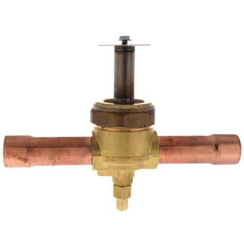 """7/8"""" ODF ME19S270-HP 2-Way Normally Closed Solenoid Valve Product Image"""