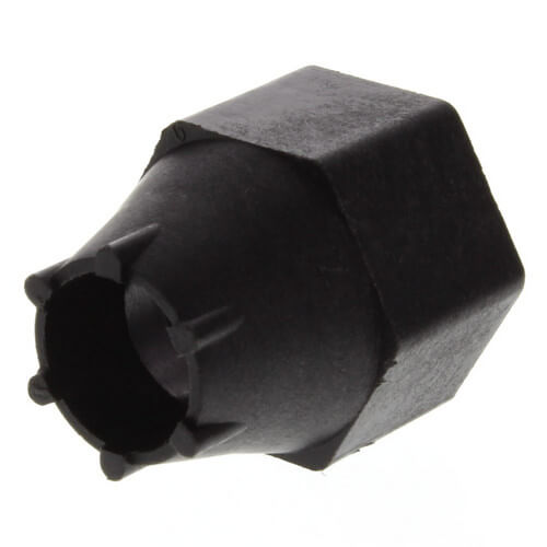 """3/8"""" Lock-in Nut for Compression MANABLOC/MINIBLOC Product Image"""