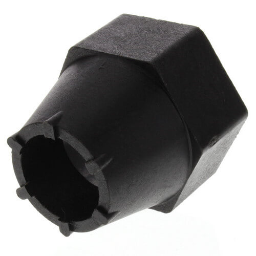 "1/2"" Lock-in Nut for Compression MANABLOC/MINIBLOC Product Image"