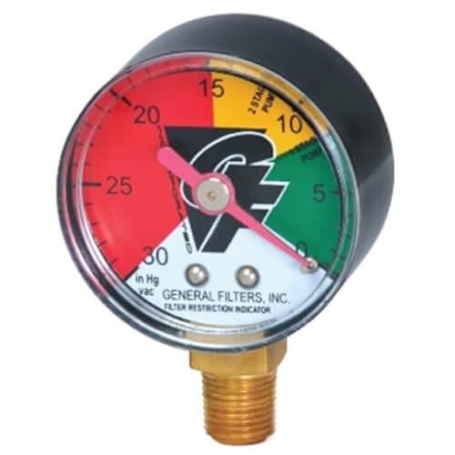 Filter Restrictor Indicator (Gauge) Product Image