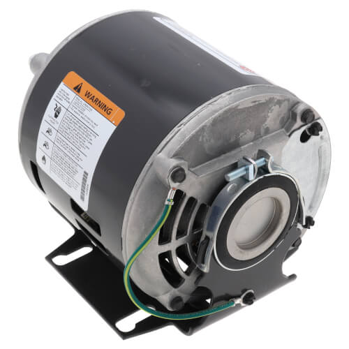 1-Phase ODP Split Phase Belt-Drive Blower Motor, 48 (115/208-230V, 1/6 HP, 1725 RPM) Product Image