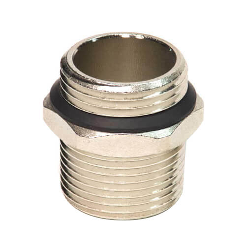 """Supply/Return Adapter to 1"""" Male NPT Product Image"""