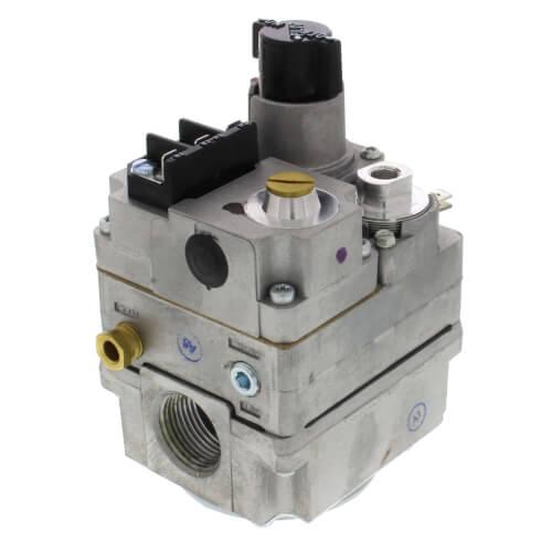 "1/2"" X 3/4"" Gas Valve, 24 VAC Product Image"