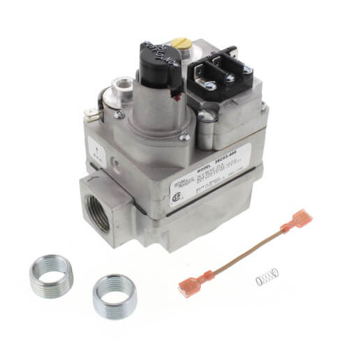 """3/4"""" X 3/4"""" Gas Valve, 24 VAC, Thermocouple Actuated Line Interrupter Product Image"""