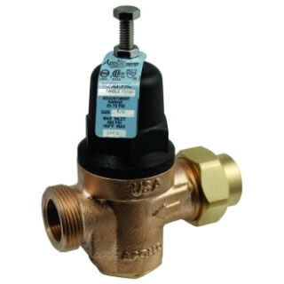"""1/2"""" No Union FNPT Pressure Reducing Valve (Lead Free) Product Image"""