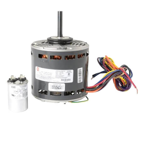 3/4 HP 3-Speed Blower Motor (1075 RPM, 460V) Product Image
