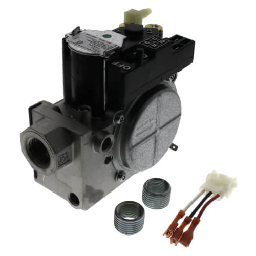 Combo Gas Valve, 2 Stage, Fast Opening, LP gas conversion kit Product Image