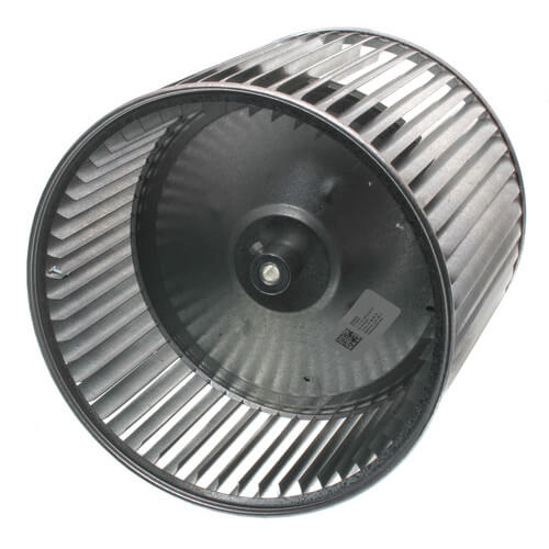 """12"""" x 10-1/2"""" CW Blower Wheel w/ 1/2"""" Bore Product Image"""
