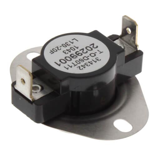 L130-20f Limit Switch Product Image