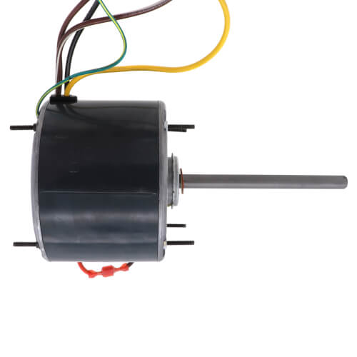 1 Speed Condenser Fan & Heat Pump Motor w/ Shaft Up/Down 1/4 HP, 1075 RPM (208-230V) Product Image
