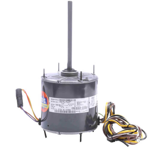 Outdoor Condenser Fan Heat Shield Motors 1/3 HP, 1075 RPM, (7.5/370V) Product Image