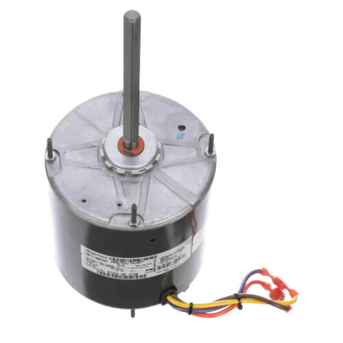 1 Speed Condenser Fan & Heat Pump Motor w/ Shaft Up/Down 1/2 HP, 1075 RPM (208-230V) Product Image