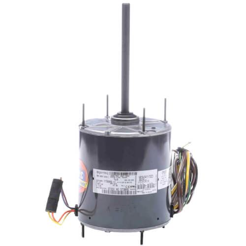 Outdoor Condenser Fan Heat Shield Motors 1/2 HP, 1075 RPM, (10/370V) Product Image
