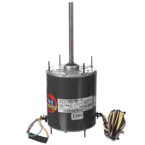 Outdoor Condenser Fan Heat Shield Motors 3/4 HP, 1075 RPM, (15/370V) Product Image