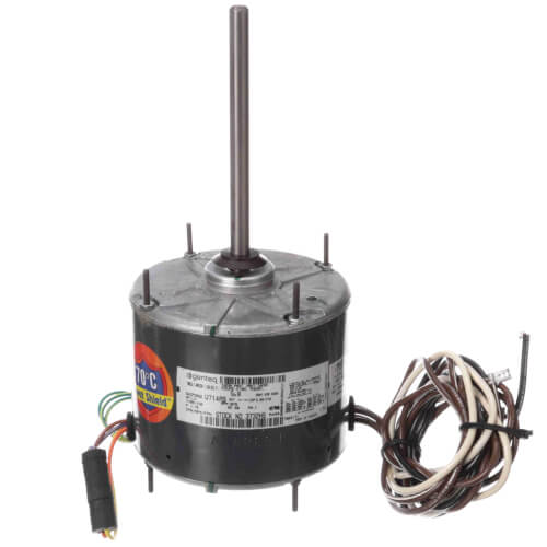 Outdoor Condenser Fan Heat Shield Motors 1/4 HP, 1075 RPM, (5/370V) Product Image