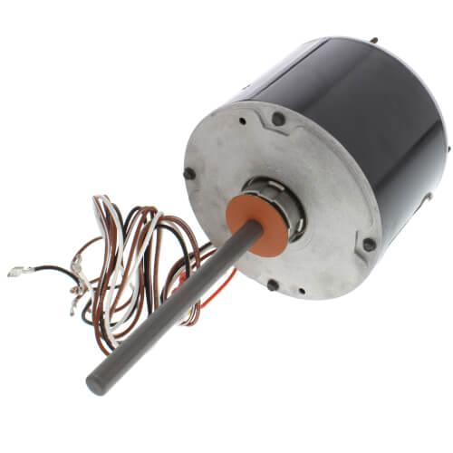 "5.6"" TEAO PSC Condenser Fan Motor (460V, 1/4 HP, 1075 RPM) Product Image"
