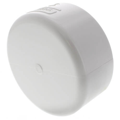 "10"" PVC DWV Cap Product Image"