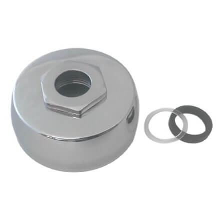 "3/4"" Spud Nut, Washer and Flange Kit Product Image"