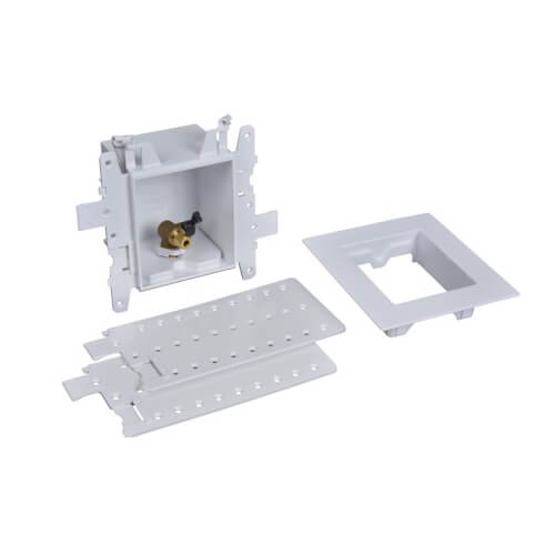 MODA Expansion PEX Ice Maker Outlet Box w/ 1/4 Turn (Standard Pack) Product Image