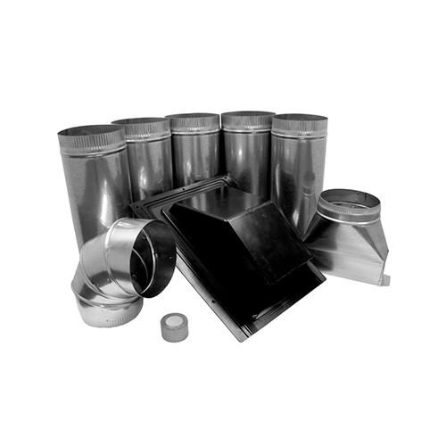 """7"""" Range Hood Roof Vent Kit Product Image"""