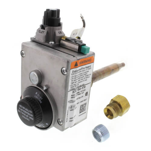 """Water Heater Gas Valve Control, Nat Gas (1"""" Shank) Product Image"""