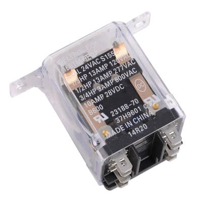 24V DPDT Limit Relay Product Image