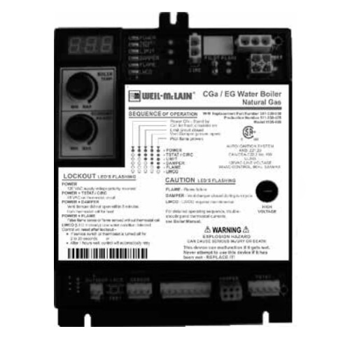 LWCO Control Module for CGa-3 Product Image