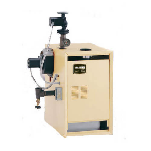 CGS-4 - 74,000 BTU Output Sealed Combustion Boiler (LP Gas) Product Image