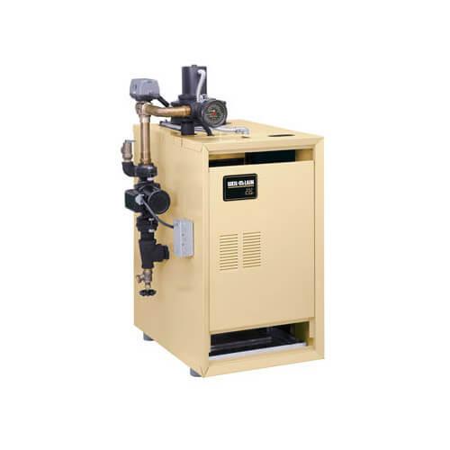 CGt-5 - 94,000 BTU Output Boiler, Spark Ignition (Nat Gas) Product Image