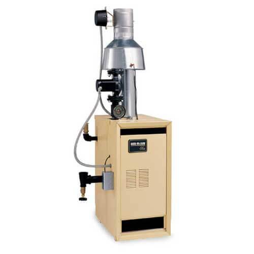 CGA-5 - 102,000 BTU Output High Altitude Boiler, Standing Pilot (Nat Gas) Product Image