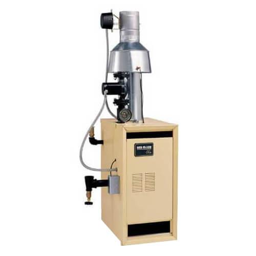 CGA-25 - 38,000 BTU Output Hi Altitude Boiler, 7-10K, Spark Ignition (Nat Gas) Product Image
