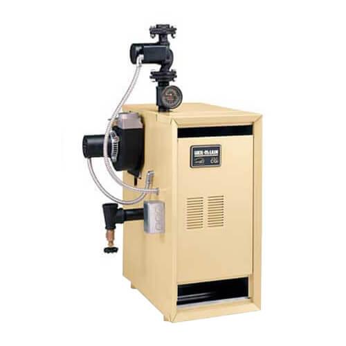 CGI-25 - 37,000 BTU Output High Altitude Boiler, 2-7K, Spark Ignition (LP) Product Image
