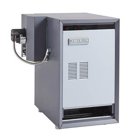 CGI-25 - 35,000 BTU Output Cast Iron Boiler, Spark Ignition - Series 4 (Nat Gas) Product Image
