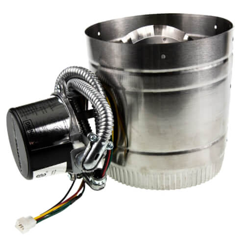 "8"" Vent Damper Assembly Product Image"