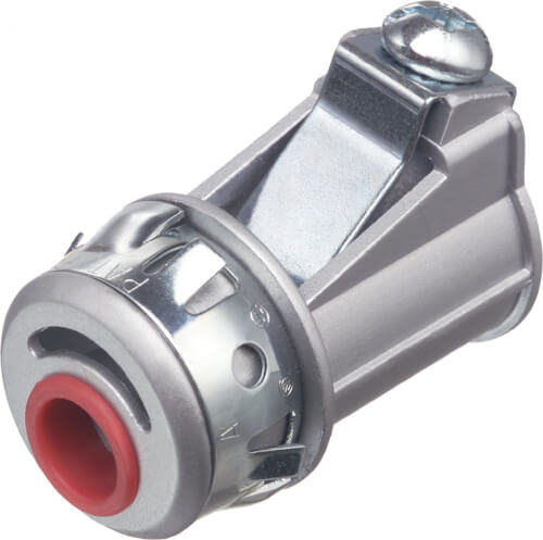 "3/8"" SNAP2IT Connector with Insulated Throat Product Image"