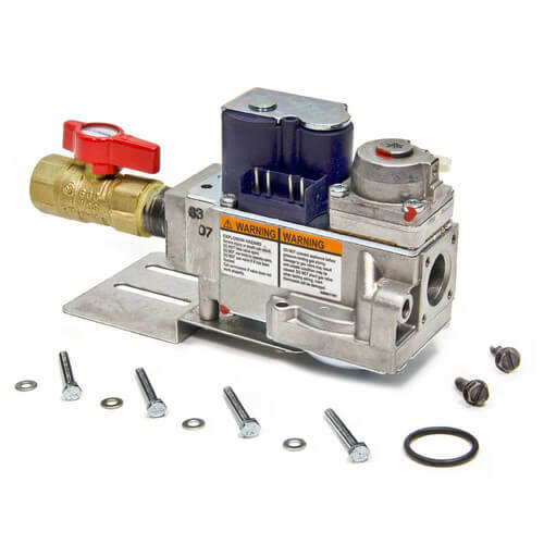 """Gas Valve Replacement Kit for GV Boilers (1/2"""" Nipple) Product Image"""