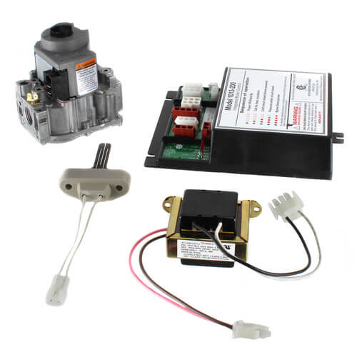 Complete Conversion Kit from Cycle Pilot System to Gold Control HSI  (Natural Gas)