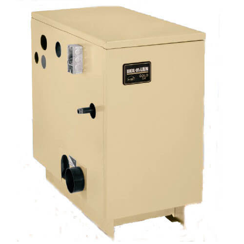 GV-4, 80,000 BTU Output High Efficiency Boiler (Nat Gas) Product Image