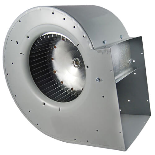 """11-7/8"""" x 10-1/4"""" Direct Drive Blower Assembly for DD9-9A (CW, 1/2"""" Bore) Product Image"""