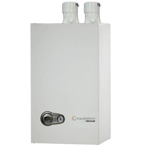AB-80C AquaBalance Combination Wall Mount Gas Boiler, 65,000 BTU (NG) Product Image